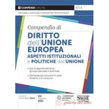 COMPENDIO DI DIRITTO...