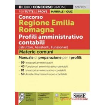CONCORSO REGIONE EMILIA...