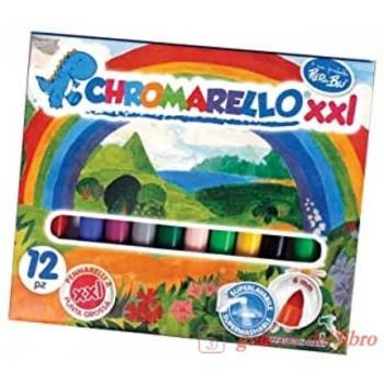 12 CHROMARELLO XXL FIBRACOLOR